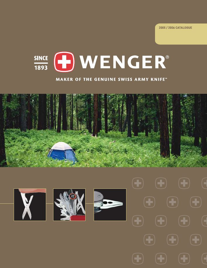 subgallery Wenger 2005/2006 Catalog