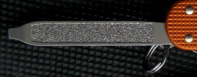 A 58mm series Nail File with SD (screwdriver) tip.