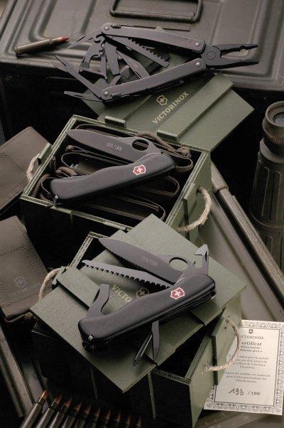 Sakwiki Victorinox Military Collector Set 2010