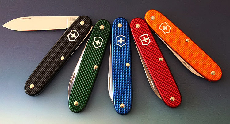 Sakwiki Victorinox Solo Alox Coloured