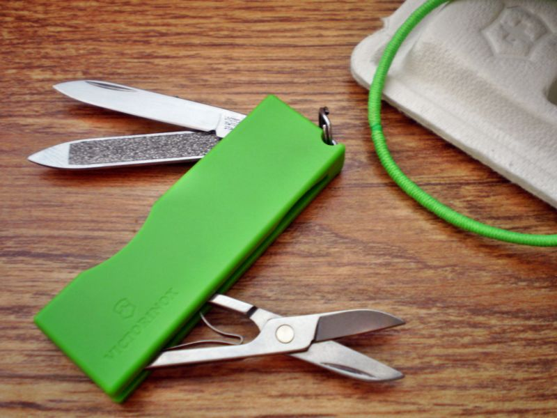 Victorinox Tomo - Green Apple