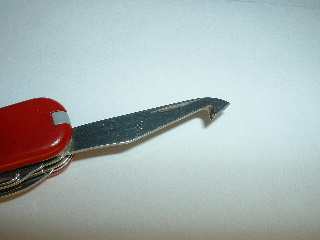 Cut & Picker Blade with Scraper