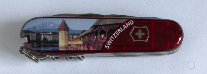 Victorinox Piece of Switzerland Series Lucerne
