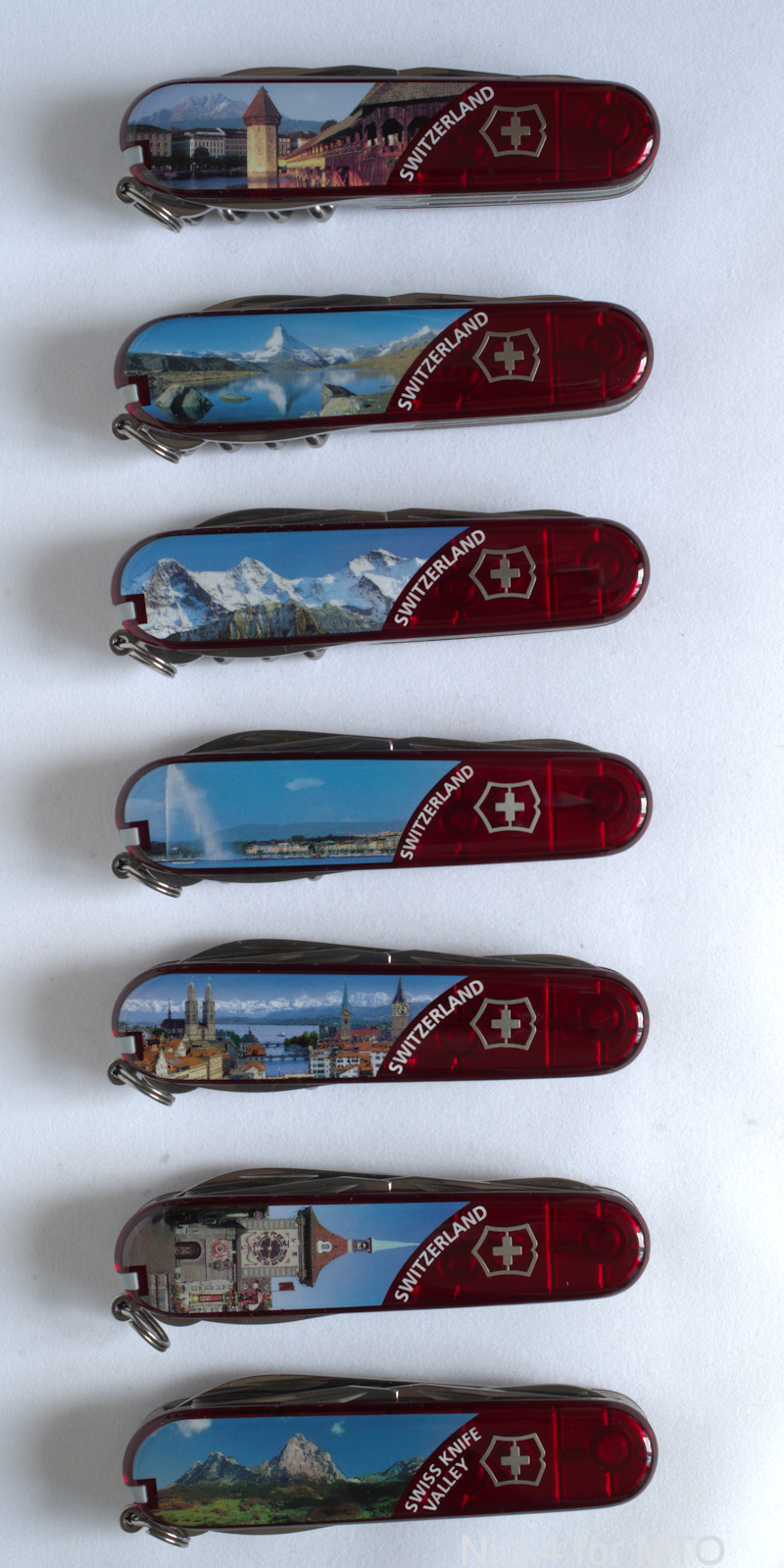 Victorinox Piece of Switzerland Series