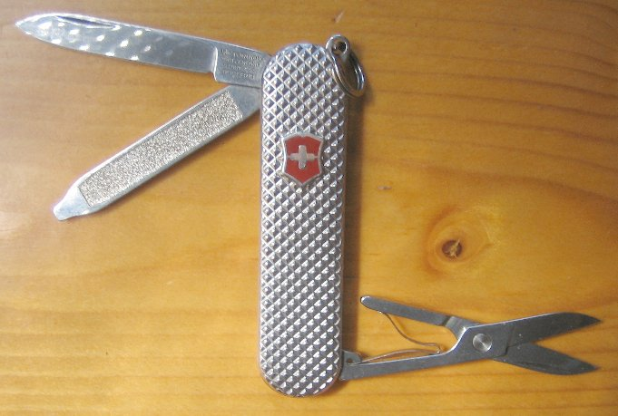Victorinox 58mm Diplomat Swiss Army Knife