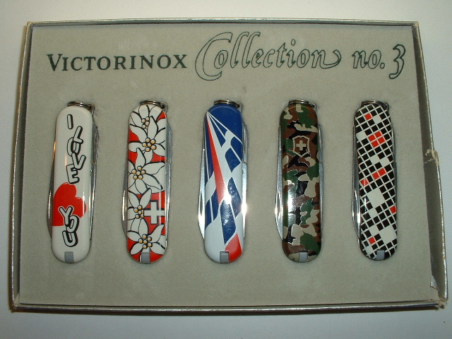 Victorinox Collection #3
