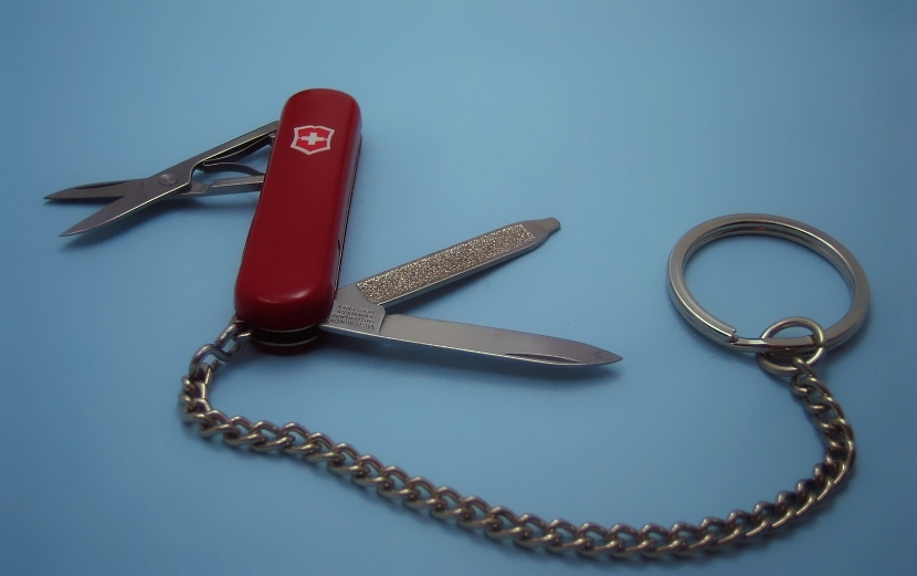 A like new Victorinox Illuminator
